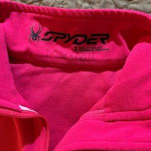 Shirts & Tops - [3t] EUC Girls Spyder Henley Pullover